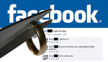 Si ndikon Facebooku në lidhjen tuaj Fb2