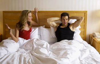 Mospërshtatja seksuale e partnerëve Mospershtatja