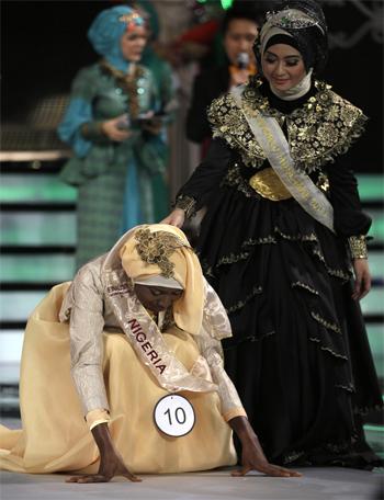 'Miss Myslimania 2013' (Foto) Nig1