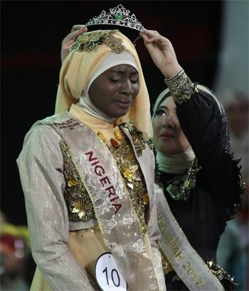 'Miss Myslimania 2013' (Foto) Nig3