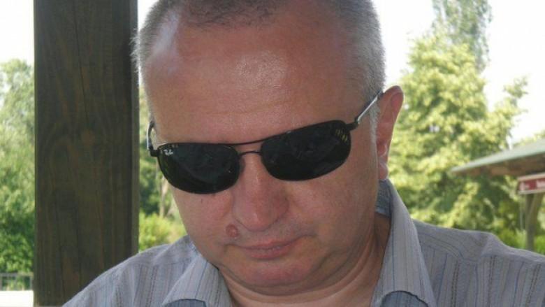 Ass dr Skender R. Baca, mr.sci., pulmolog