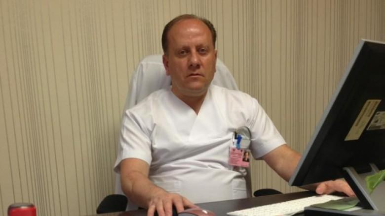 Dr. med. Nijazi Ahmeti, Dermatovenerologist / Botox & Fillers Practitioner