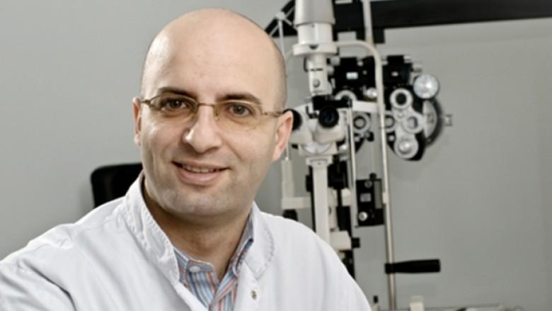Dr.Valbon Ajazaj, mr. sci., oftalmolog