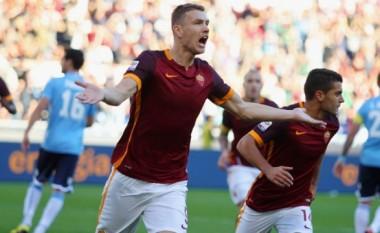 Dzeko beson se do të ketë një vit më të mirë me Romën