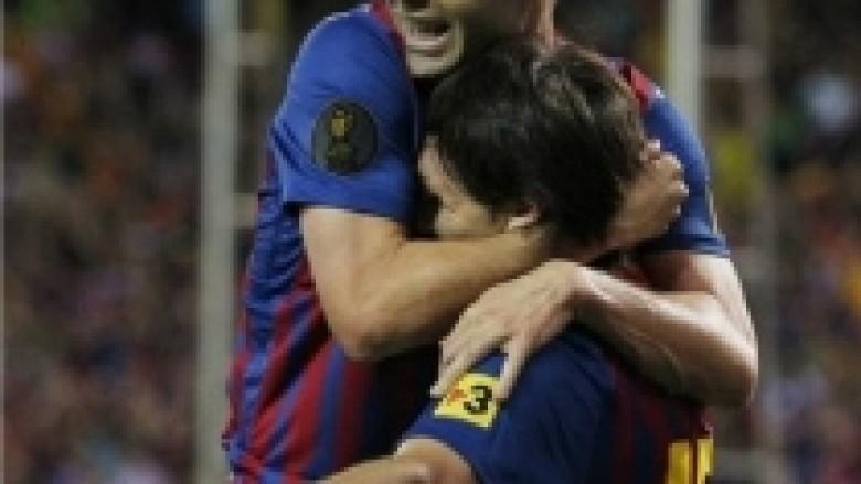 Iniesta shpreson të pensionohet te Barca