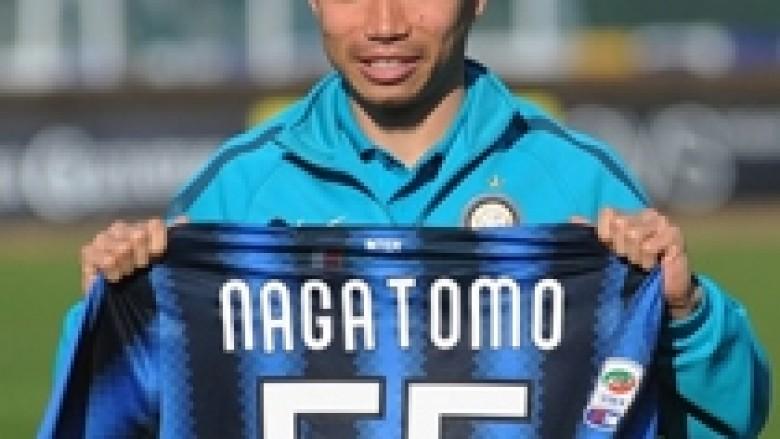 Nagatomo rinovon kontratën