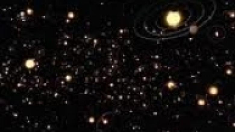 100 miliardë planete të huaja mbushin galaksinë tonë