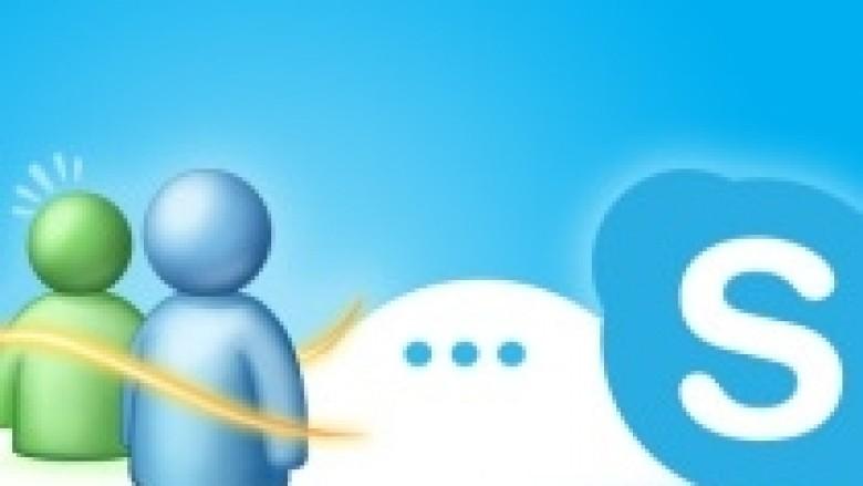 Microsoft zëvendëson Messenger me Skype