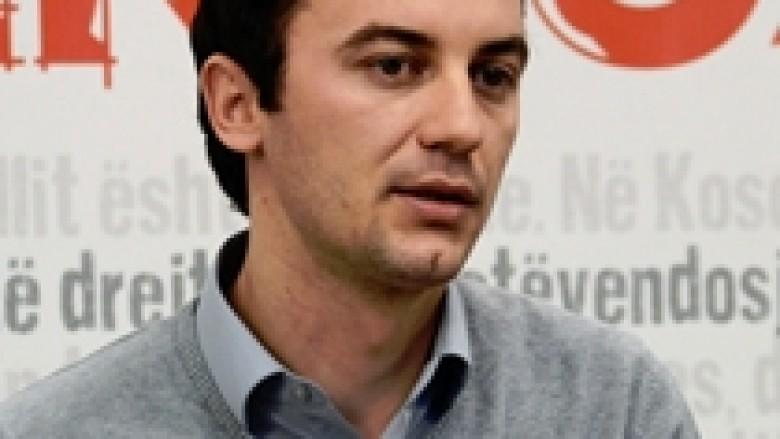 VV: Të ndryshohet neni i Kushtetutës që ndalon bashkimin me Shqipërinë