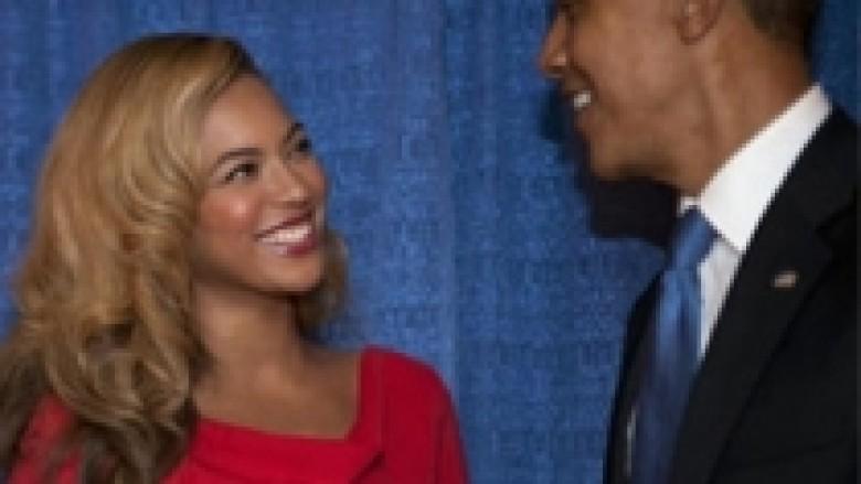 Beyonce këndon në inaugurimin e Obamas