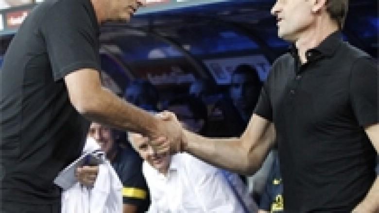 Po të ishte Barca '-18' ndaj Realit, unë nuk do të isha trajner