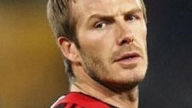 Milani refuzon Beckhamin