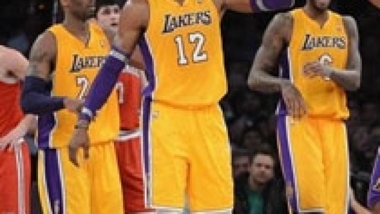 NBA: Shkëlqejnë dyshja Howard – Bryant