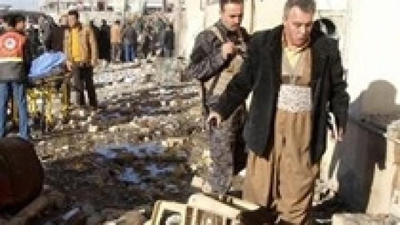 Mbi 30 të vrarë nga sulmet në Irak
