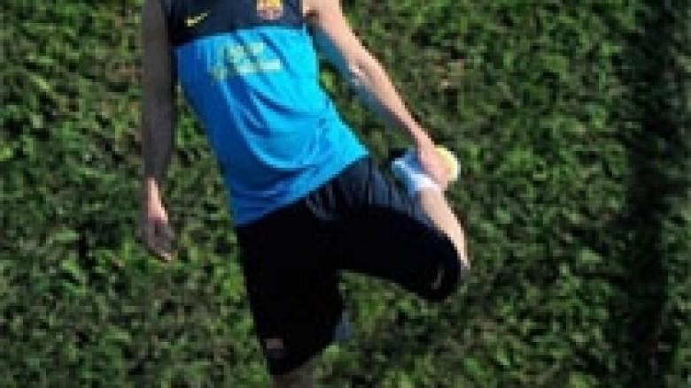 Messi: Na tronditën problemet shëndetësore të Vilanovas e Abidalit