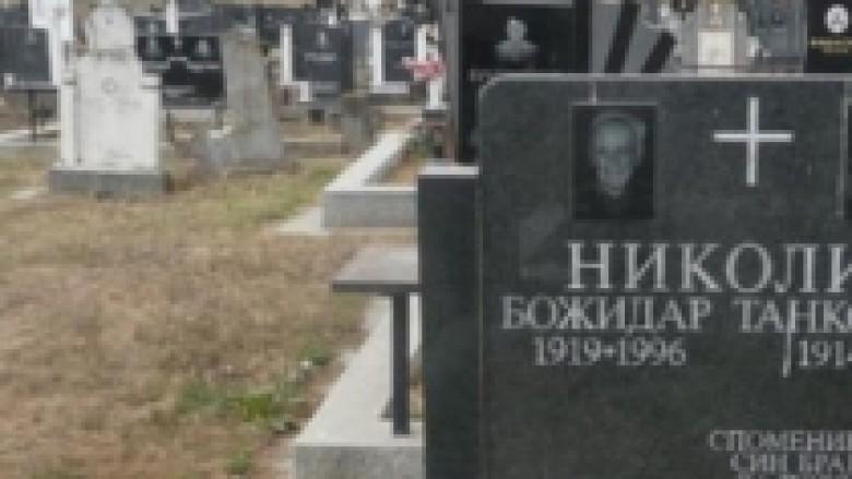 """Ngutia për """"politizimin"""" e varrezave"""