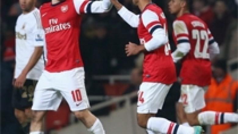 FA Cup, Arsenali vazhdon tutje