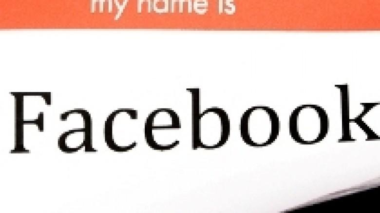 Harrojmë një fytyrë, por jo postimet në Facebook