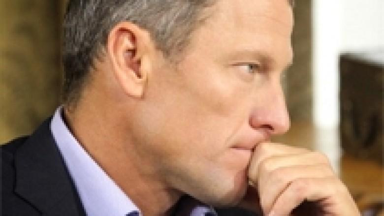 Djali e detyroi Armstrongun të pranojë për drogën