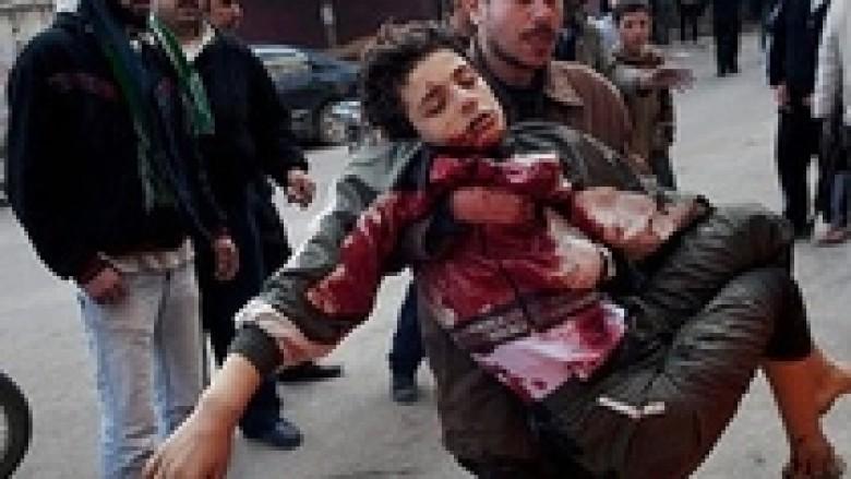 Masakër në Siri