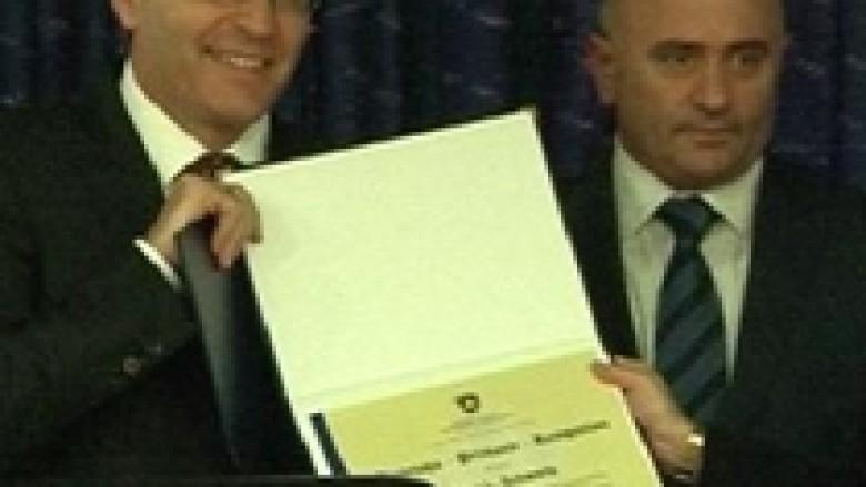 Hamza e Gërguri, kandidatë për guvernator
