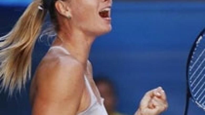 AO: Sharapova në gjysmëfinale