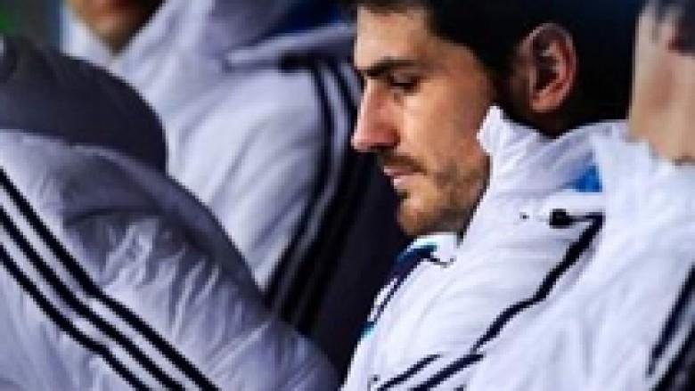 Casillas shpreson që lëndimi të mos jetë serioz