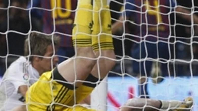 Casillas mungon ndaj United dhe Barcës