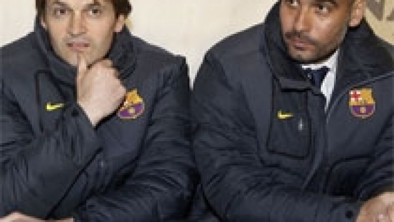 Trajnimi i Realit – një nga tri gjërat që nuk do t'i bënte Vilanova