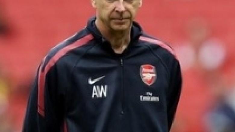 Wenger lëvdon karakterin e ekipit
