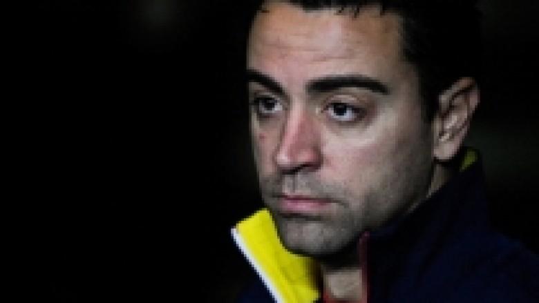 Xavi ka frikë nga Reali