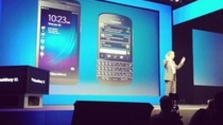 RIM ndryshon emrin. Bëhet BlackBerry!