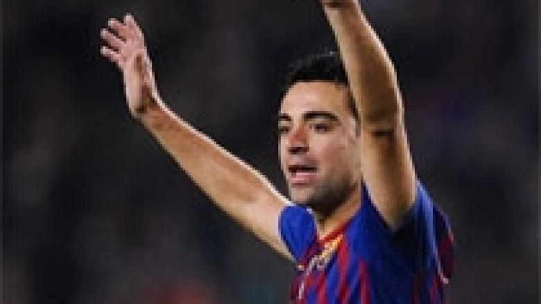 Xavi: Ronaldo duhej të ndëshkohej