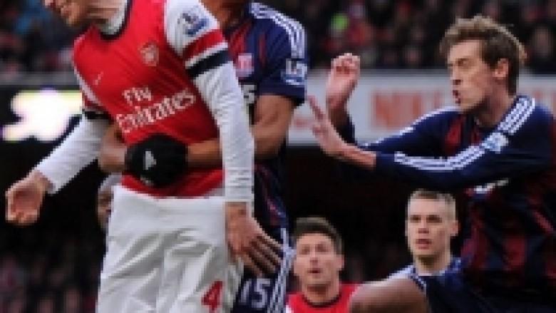 Arsenali thyen Stoken