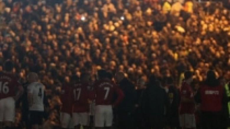 Fulham – United, ndalet rryma në Londër!