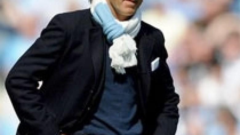 Mancini tifoz i Unitedit në LK