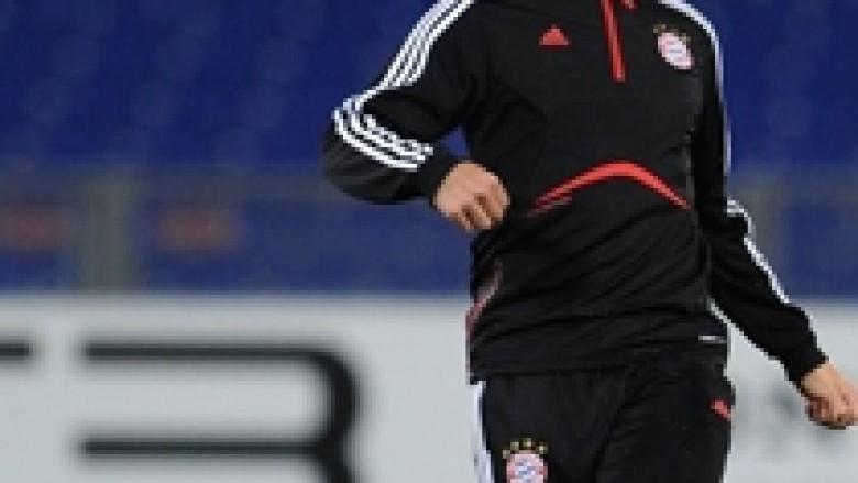 Lahm: Ribery para Ronaldos