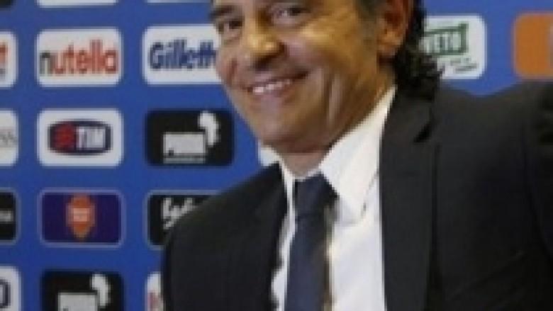 Prandelli: Balotelli dhe El Shaarawy sulmuesit kryesorë