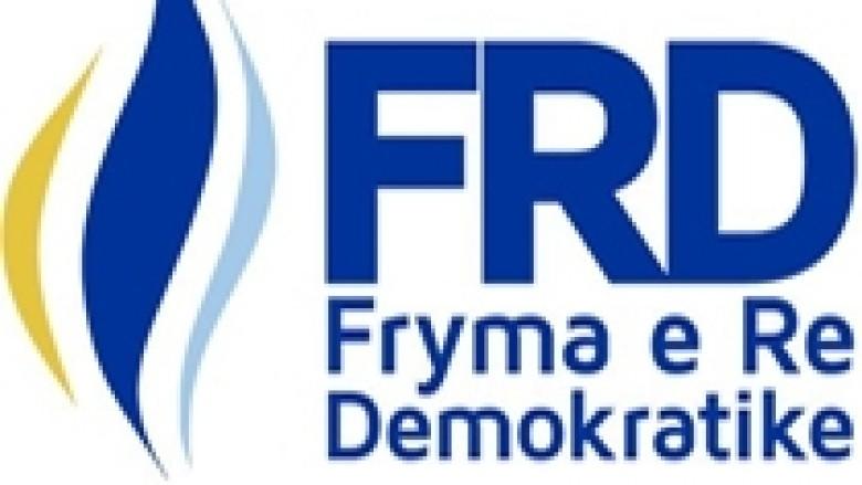 Humbja e integrimit, FRD: Partia në pushtet, përgjegjëse direkte