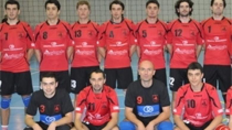 Volejboll, Shqipëria në Botërorin 2014