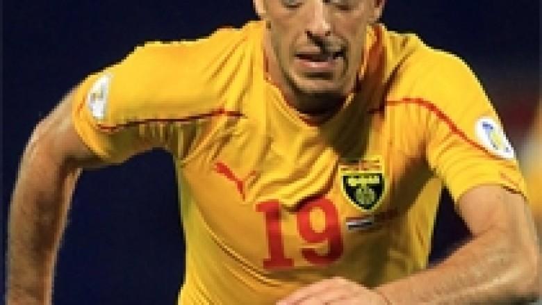 Ibraimi shënon në fitoren e Maqedonisë