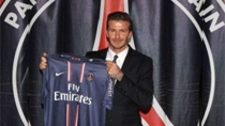 Beckham: Dua të bëhem kampion dhe të fitoj trofe