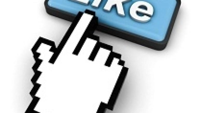 """Facebook paditet për butonin """"Like"""""""