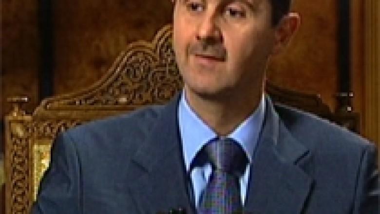 """Assadi nuk heq dorë nga """"parimet"""" e tij"""