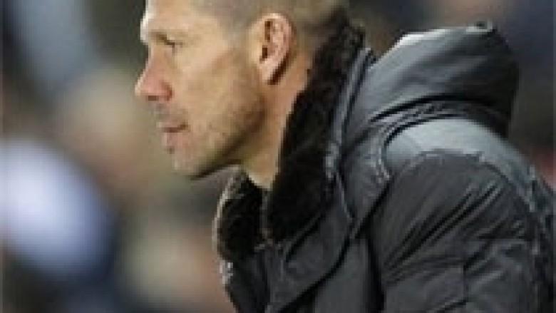 Simeone: Atletico nuk lufton për titull