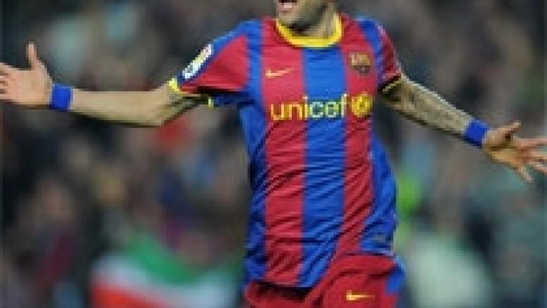 Arsenali pas Dani Alves?