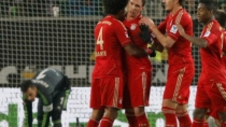 Bayerni nuk di të humbasë