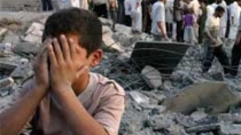 Shpërthime në Bagdad, 28 të vrarë