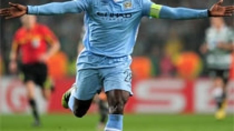 Kolo Toure: Na duhet një trofe për ta mbajtur Mancinin