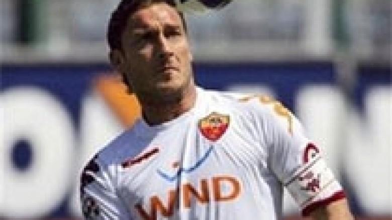 Totti, ylli i javës në Serie A